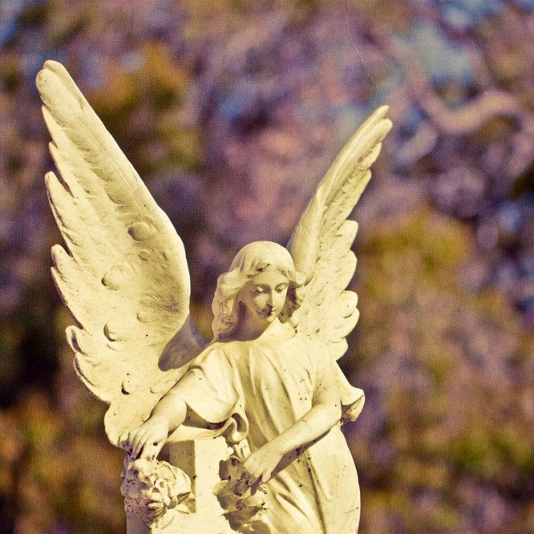 Dancing Angel Antique Soft