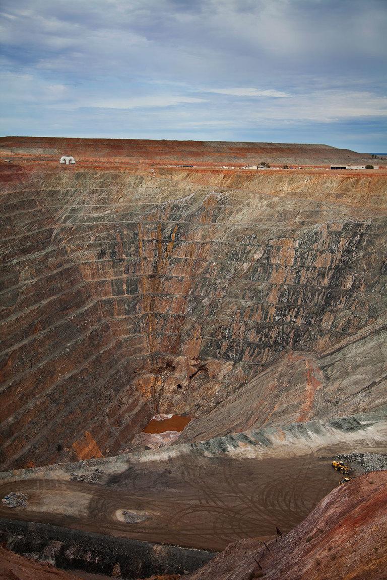 Gwalia Gold Mine