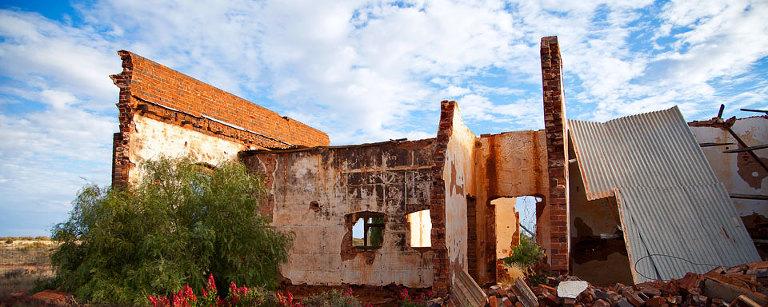 Kookynie Hotel Ruin
