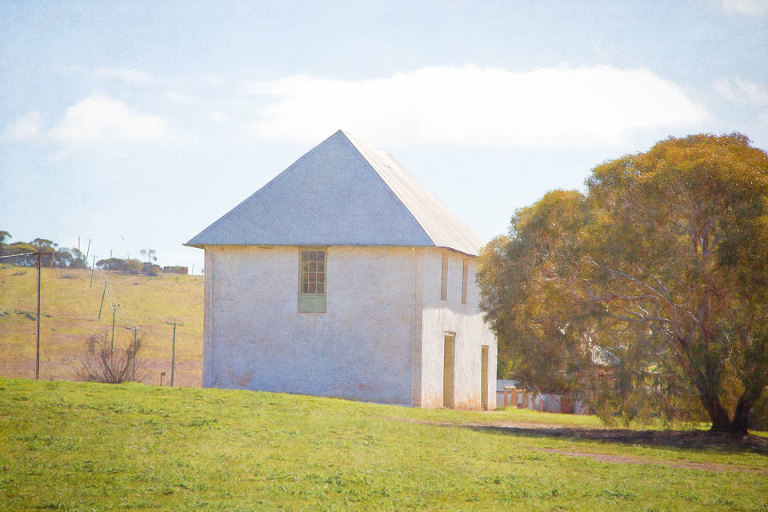 Old Flour Mill, New Norcia